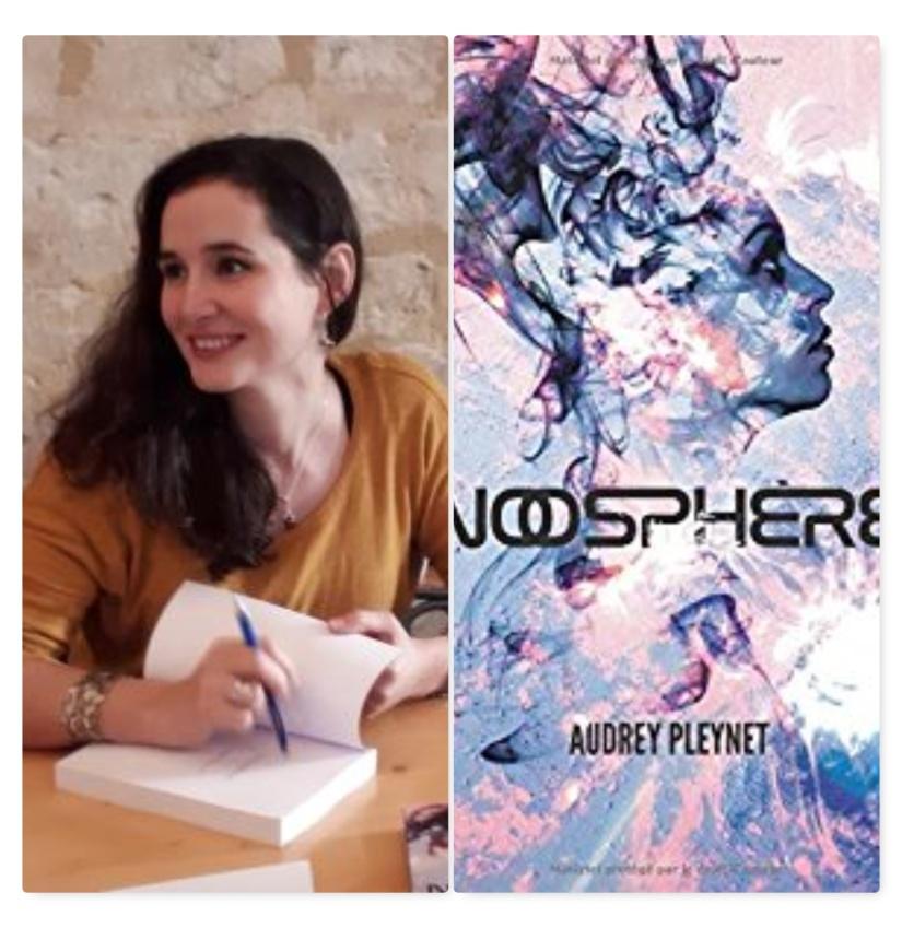 Noosphère – Audrey Pleynet –2017