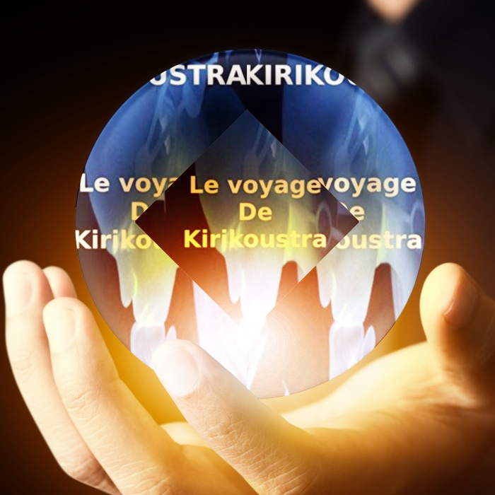 Le voyage de Kirikoustra – Livre premier -Kirikoustra –2016