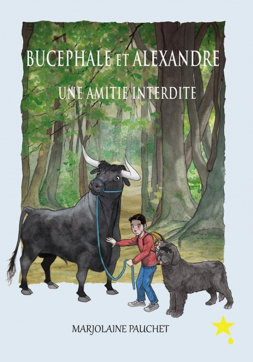 Bucéphale et Alexandre – une amitié interdite – Marjolaine Pauchet –2018