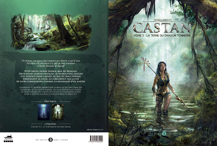 Castan T.2 – la terre du dragon tonnerre -MorellonBros –2015