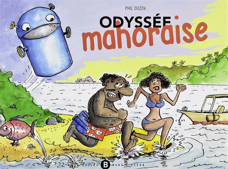 Odyssée Mahoraise – Phil Ouzov –2018