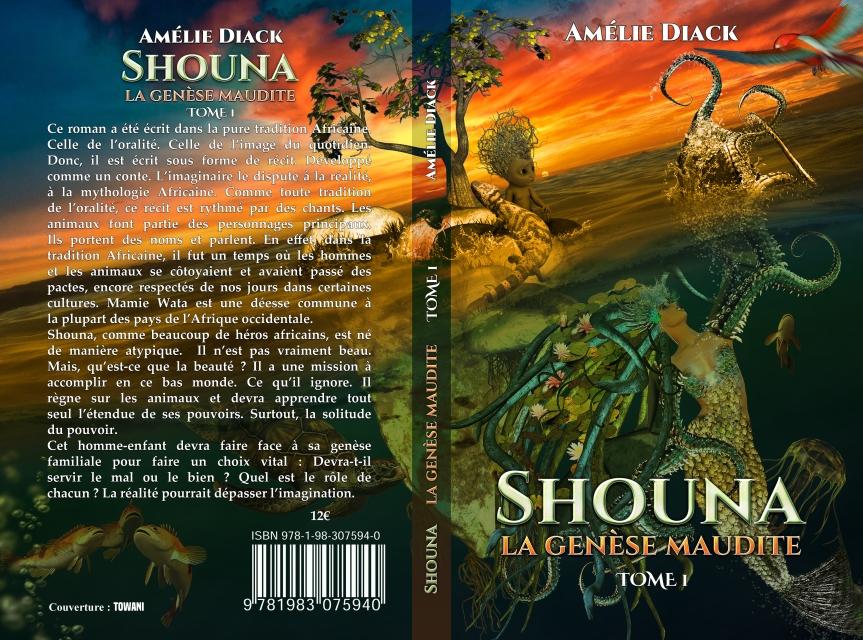 Shouna la genèse maudite T.1 – Chronique de Justine Obs surYoutube