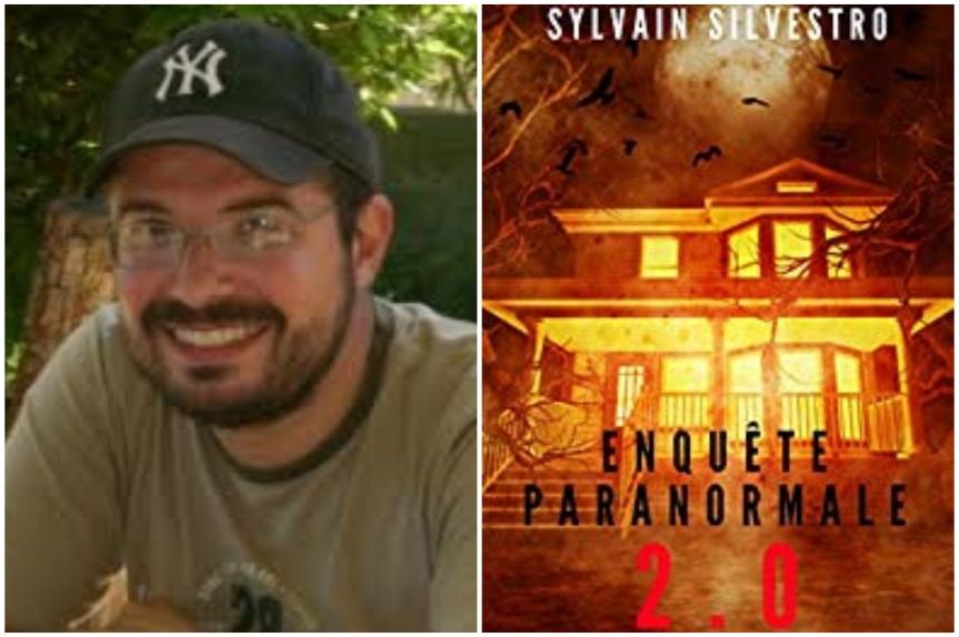 Enquête paranormale 2.0 – Sylvain Sylvestro –2018