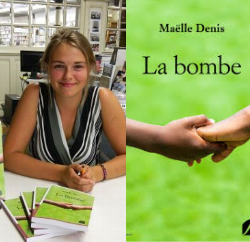 La bombe – Maëlle Denis –2018