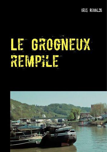Le grogneux rempile – Iris Rivaldi –2018