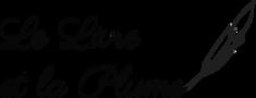 logo livre et le plume