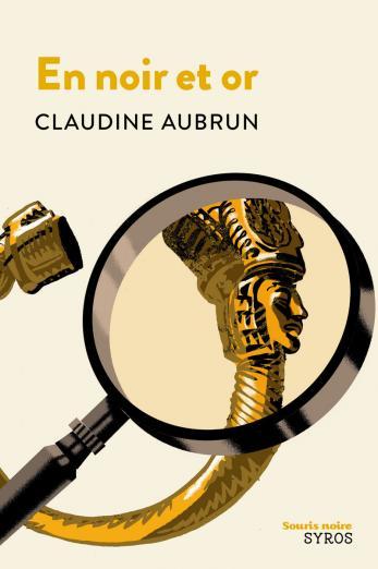 En noir et or – Claudine Aubrun –2011