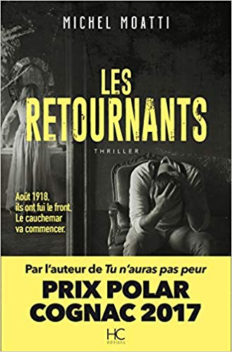 Les retournants – Michel Moatti –2018