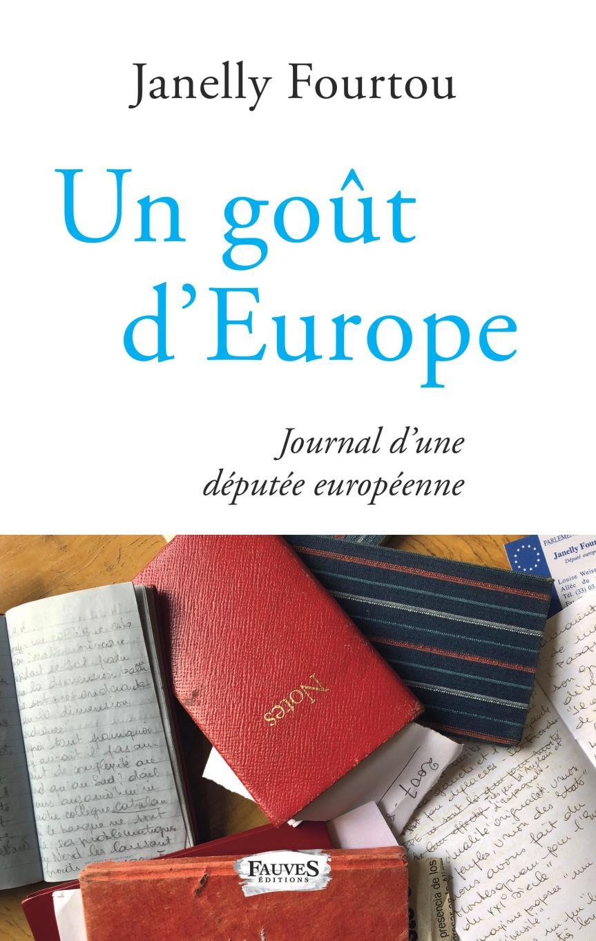 Un goût d'Europe – Janelly Fourtou –2019