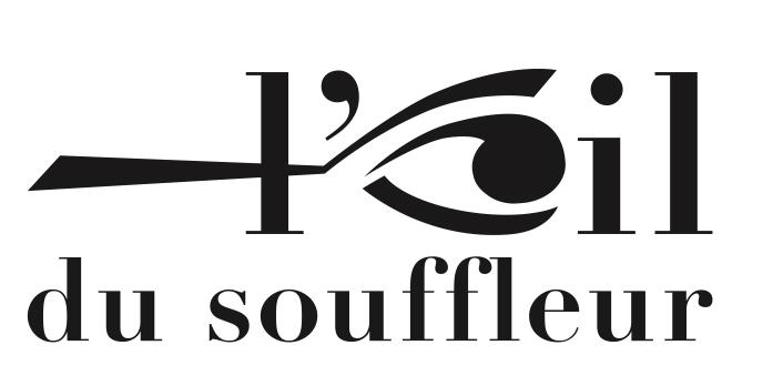 logo l'oeil du souffleur